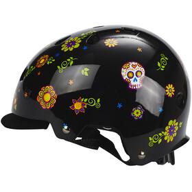 Electra Bike Fietshelm zwart/bont